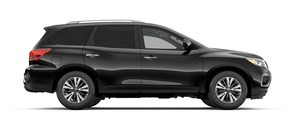 2020 Nissan Pathfinder SL Model Cut-Out