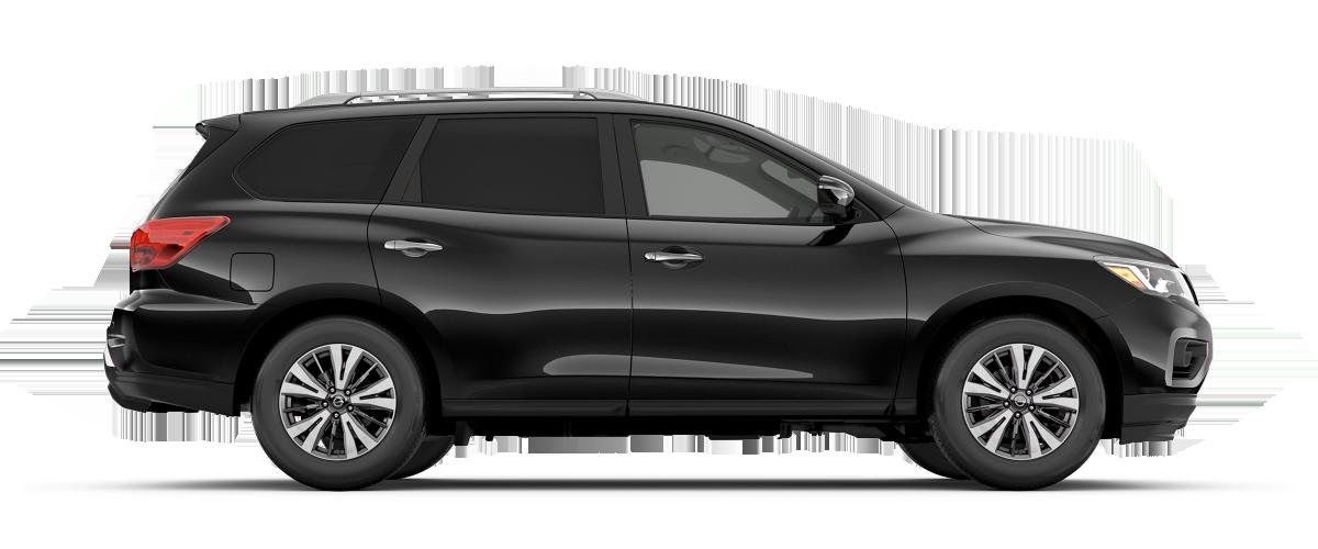 2020 Nissan Pathfinder SV Model Cut-Out