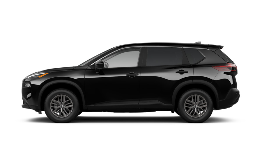 2021 Nissan Rogue S Model Cut-Out