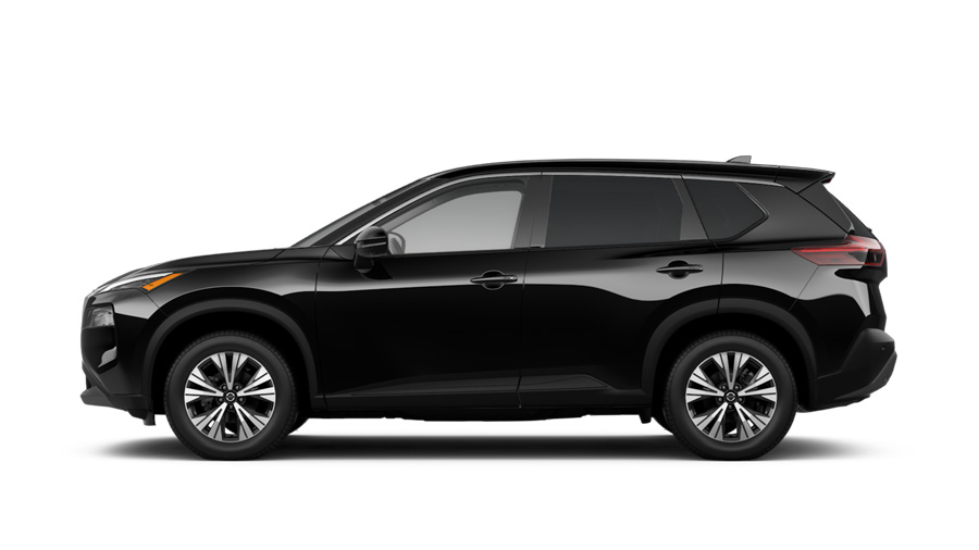2021 Nissan Rogue SV Model Cut-Out