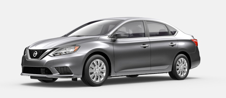 2019 Nissan Sentra S shown