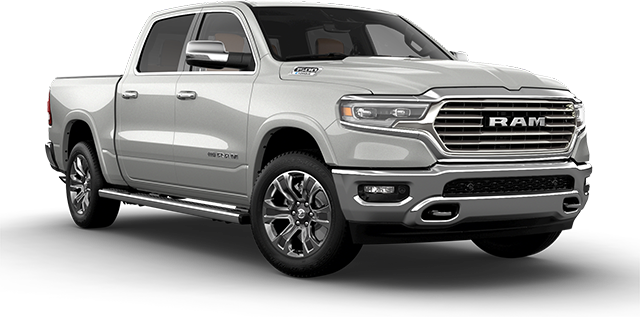 2021 RAM 1500 Limited Longhorn Vehicle Cut-Out