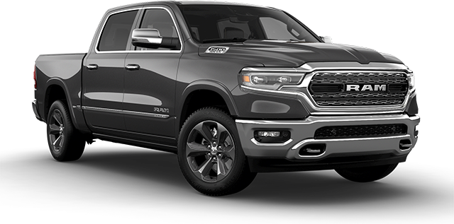 2021 RAM 1500 Limited Vehicle Cut-Out