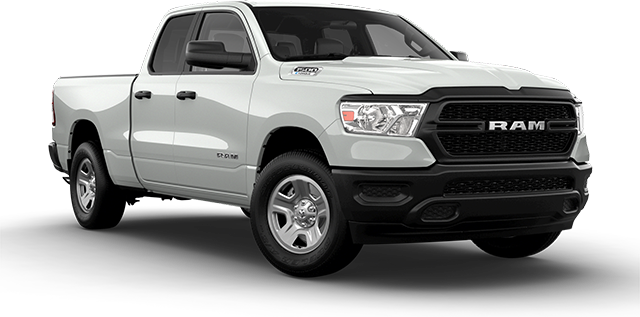 2021 RAM 1500 Tradesman Vehicle Cut-Out