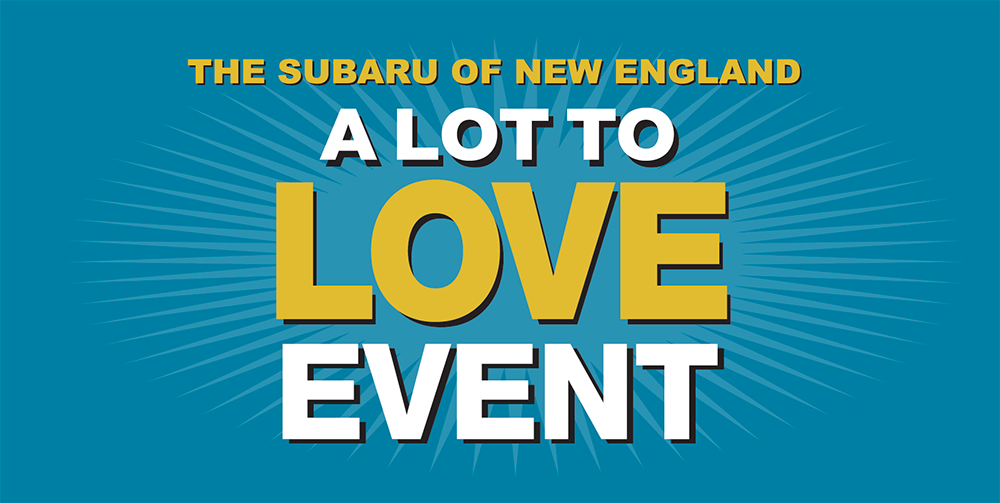 Subaru A Lot To Love Event