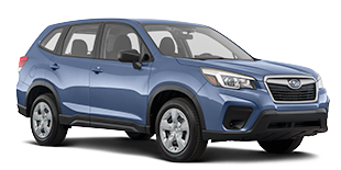 2020 Subaru Forester 2.0i - Shown