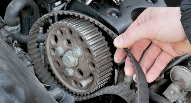 Service & Parts Offer - Timing Belt Special