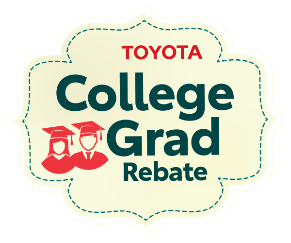 College Grad Badge
