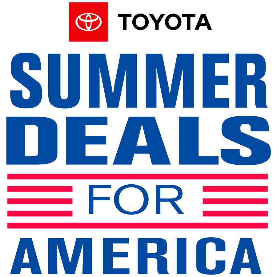 Toyota Summer Deals For America