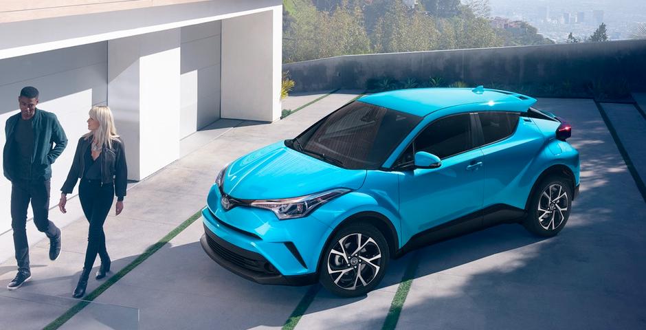 2019 Toyota C-HR - Exterior