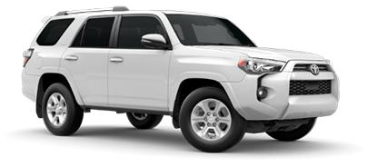 2020 Toyota 4Runner SR5 Premium Model Cut-Out