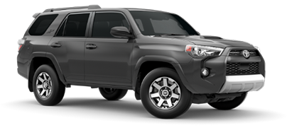 2020 Toyota 4Runner TRD Off-Road Model Cut-Out