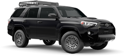 2020 Toyota 4Runner Venture Special Edition Model Cut-Out