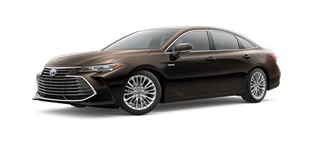 2020 Toyota Avalon - Hybrid Limited Model Cut-Out