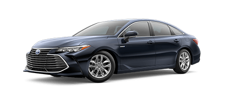 2020 Toyota Avalon - XLE Hybrid Model Cut-Out