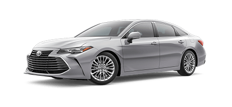 2020 Toyota Avalon - Limited Model Cut-Out