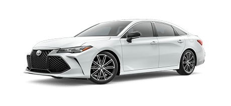 2020 Toyota Avalon - Touring Model Cut-Out