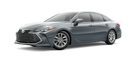 2020 Toyota Avalon - XLE Model Cut-Out