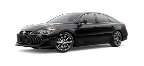 2020 Toyota Avalon - XSE Model Cut-Out