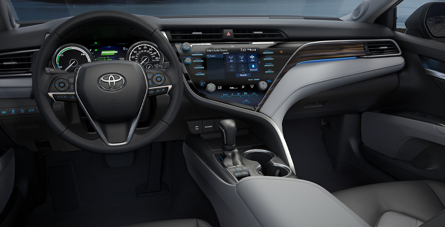 2020 Toyota Camry - Front Driver View