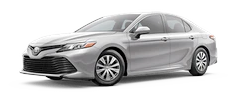 2020 Toyota Camry - L Model Cut-Out