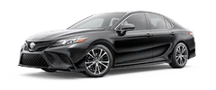 2020 Toyota Camry - SE Model Cut-Out