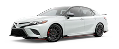 2020 Toyota Camry - TRD Model Cut-Out