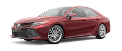 2020 Toyota Camry - XLE V6 Model Cut-Out