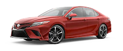 2020 Toyota Camry - XSE V6 Model Cut-Out