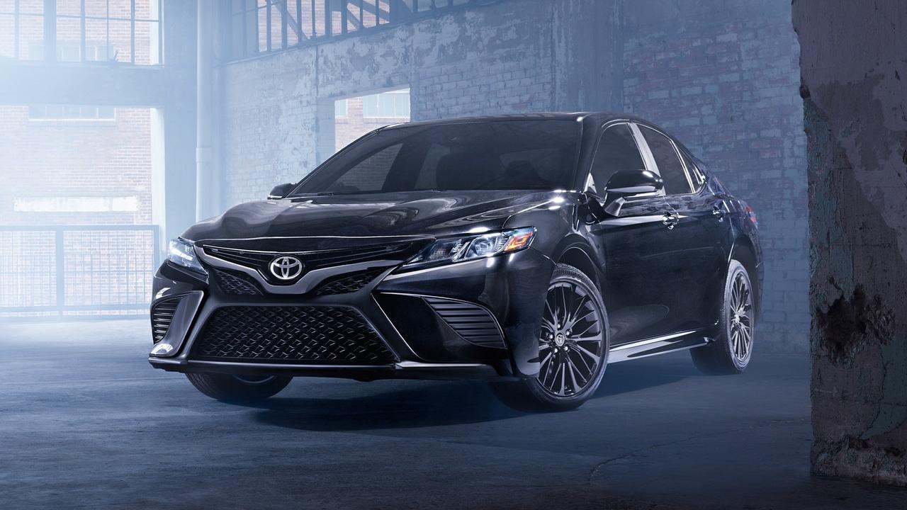 2020 Toyota Camry Nightshade
