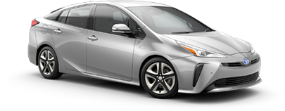 2020 Toyota Prius Limited Model Cut-Out