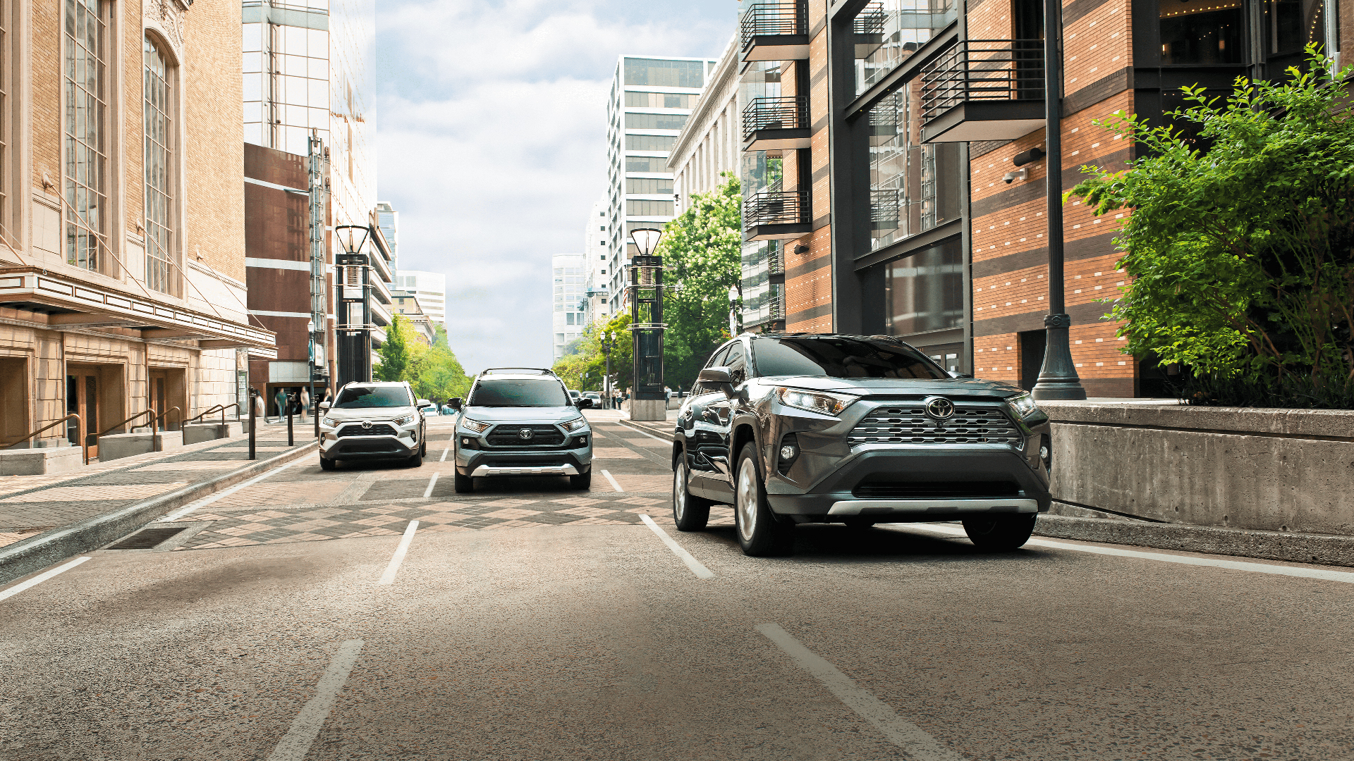 2020 Toyota Rav4 - Safety