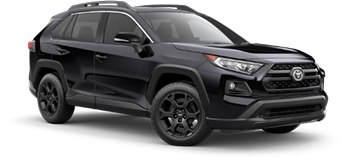 2020 Toyota Rav4 TRD Off-Road Model Cut-Out