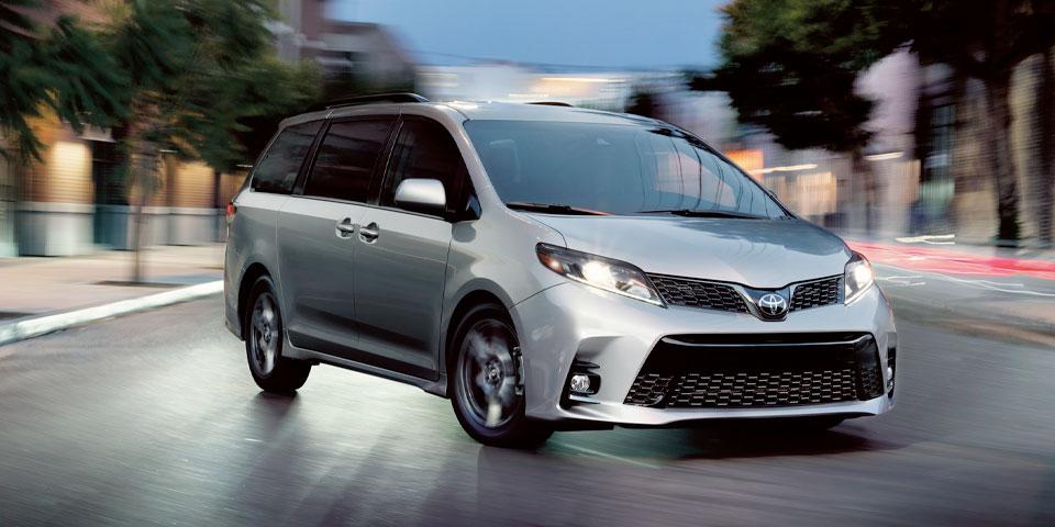 2020 Toyota Sienna - Exterior