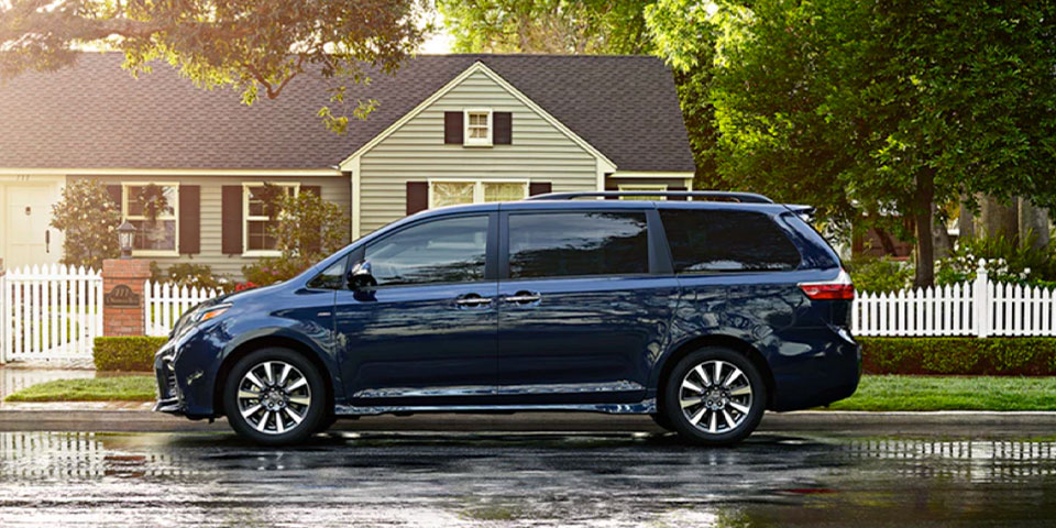 2020 Toyota Sienna - Power