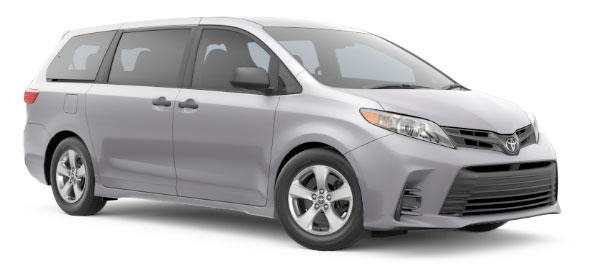 2020 Toyota Sienna - L