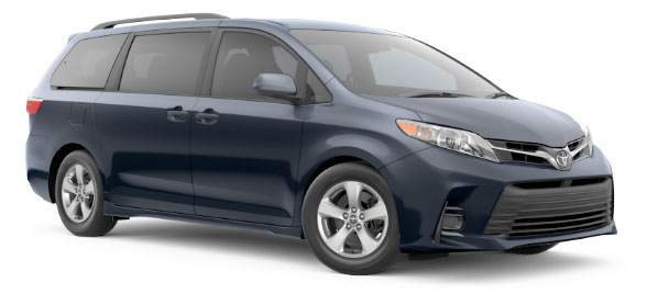 2020 Toyota Sienna - LE w/ Auto Access Seats