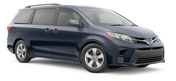 2020 Toyota Sienna - LE w/ Auto Access Seats