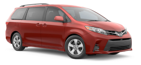 2020 Toyota Sienna - LE