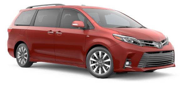 2020 Toyota Sienna - Limited