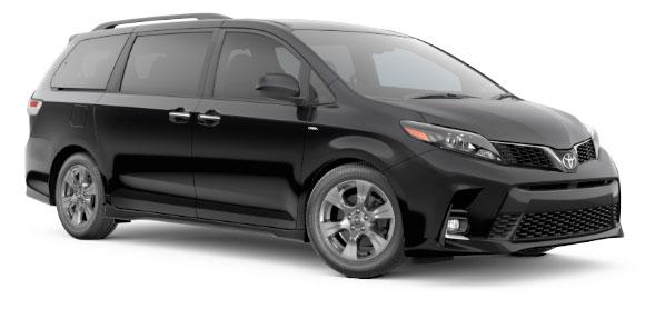 2020 Toyota Sienna - SE