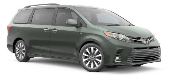 2020 Toyota Sienna - XLE