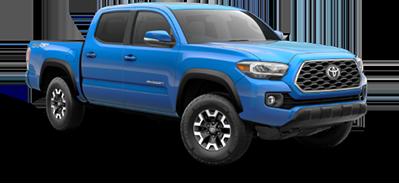 2020 Toyota Tacoma - TRD Off-Road