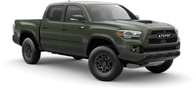 2020 Toyota Tacoma - TRD Pro