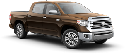 2020 Toyota Tundra - 1794 Edition Model Cut-Out