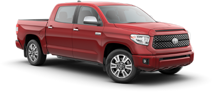2020 Toyota Tundra - Platinum Model Cut-Out