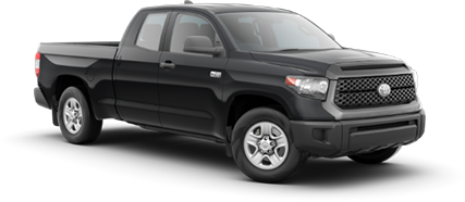 2020 Toyota Tundra - SR Model Cut-Out