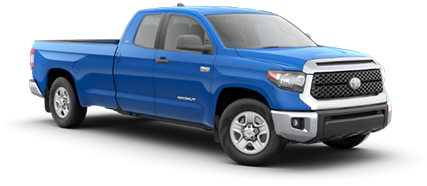 2020 Toyota Tundra - SR5 Model Cut-Out
