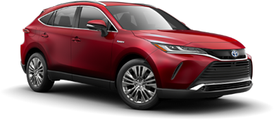 2021 Toyota Venza Limited Model Cut-Out