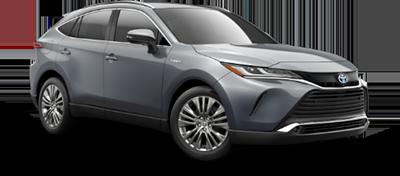 2021 Toyota Venza XLE Model Cut-Out